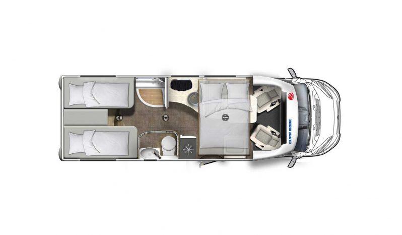 Eura Mobil Profila RS 720 EB full