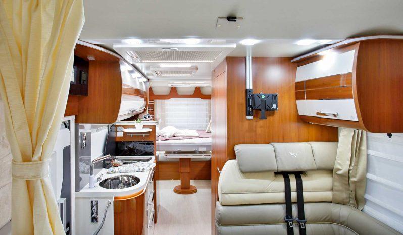 Mobilvetta K-Yacht Tekno Line 80 full
