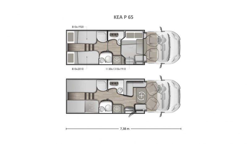 Mobilvetta Kea P 65 full