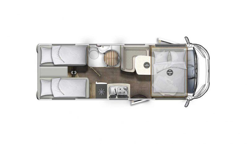 Eura Mobil Integra Line 660 EB full