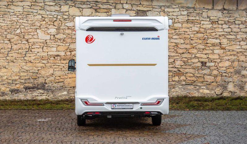 Eura Mobil Profila T 660 EB full