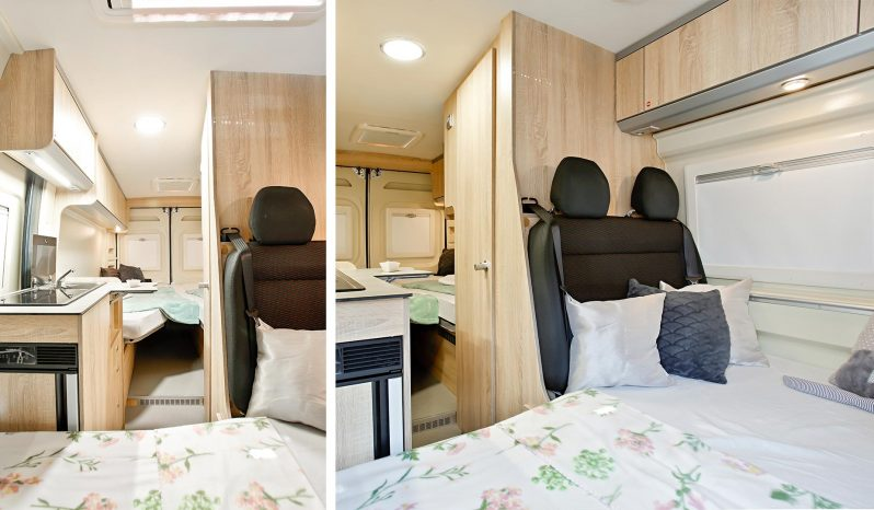 Clever Vans Roomer full