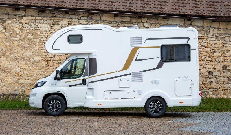 Eura Mobil Activa One 570 HS full