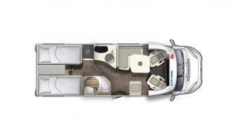 Eura Mobil Profila T 695 EB full