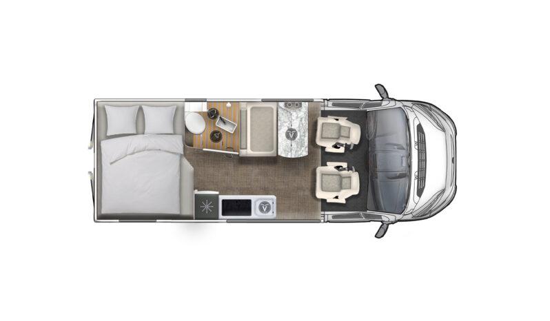 Eura Mobil VAN 595 HB full
