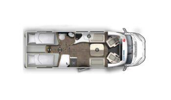 Eura Mobil Profila T 720 EF full
