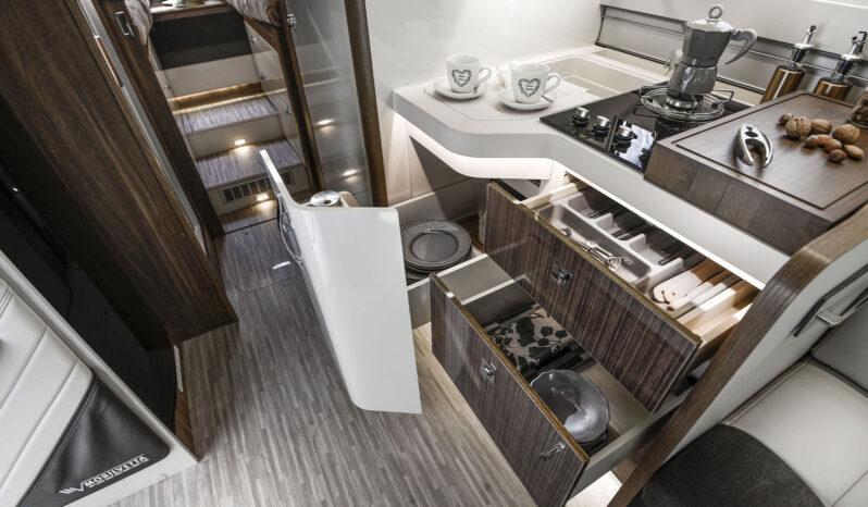 Mobilvetta K-Yacht Tekno Line 86 full