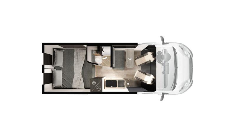 Mobilvetta Admiral VAN K 6.5 full